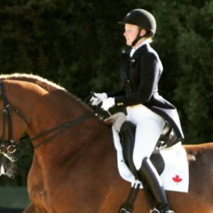 Erin MacQuarrie Dressage Clinic